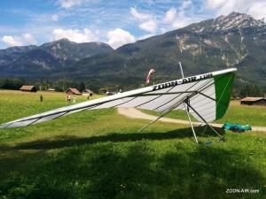 Landeplatz Garmisch